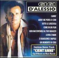 Gigi D'Alessio, amnesie
