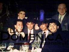 Maradona con i boss