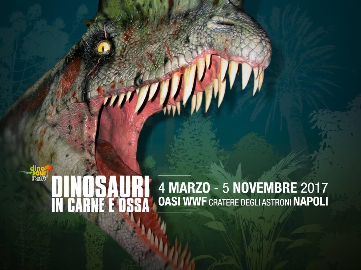 I Dinosauri in Carne e Ossa