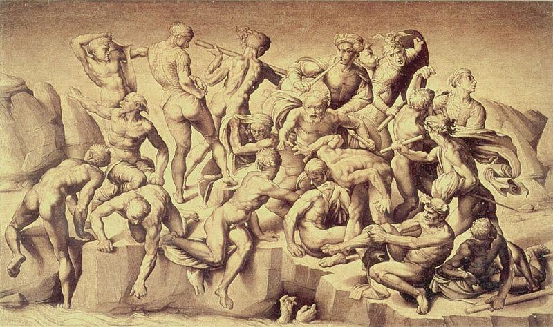 Michelangelo, a New York i suoi 133 disegni