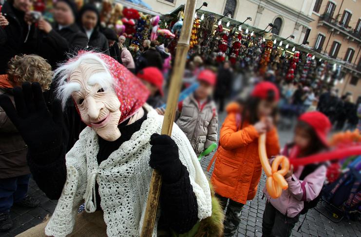 Pietrarsa e la festa dell'Epifania ecco iniziative per i bambini Grandi e piccini attenderanno l'arrivo della Befana al Museo Nazionale Ferroviario