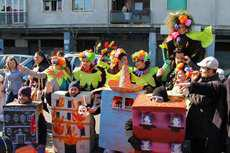 Carnevale a Scampia