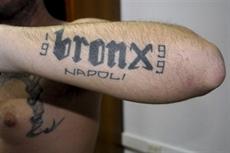 I tatoo di Gomorra