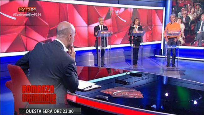 Elezioni Campania 2015, confronto a SkyTg24 stravince Marco Esposito