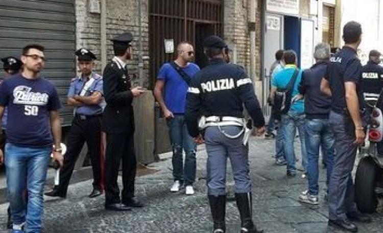 Napoli, ucciso davanti all'Università