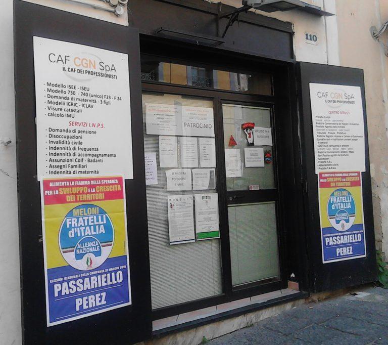 "Equitalia e Caf a ""uso"" elettorale"