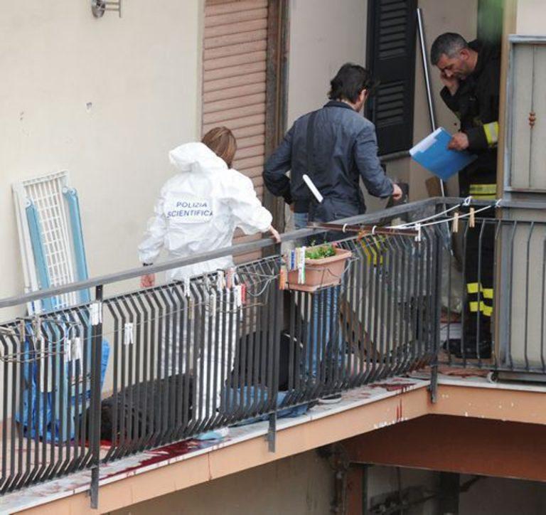 Follia americana a Napoli: E' strage