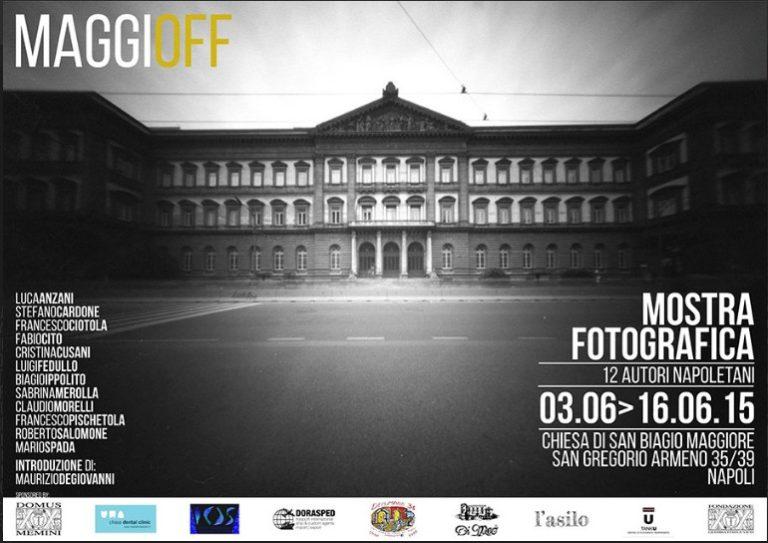 E' MaggiOFF, mostra fotografica collettiva
