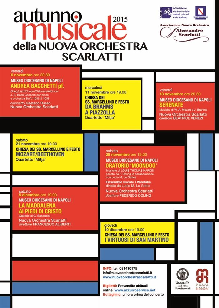 L'autunno della Nuova Orchestra Scarlatti