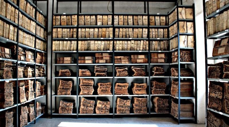 L'Archivio storico si apre alla città