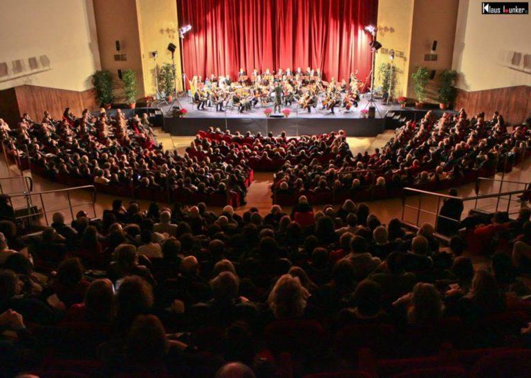 Il concerto della Nuova Orchestra Scarlatti