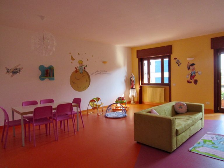 La 'Casa di Matteo', un progetto diventa realtà Nasce una vera e propria abitazione al Vomero, quartiere collinare di Napoli, in grado di ospitare i bambini con gravi disabilità o forme tumorali