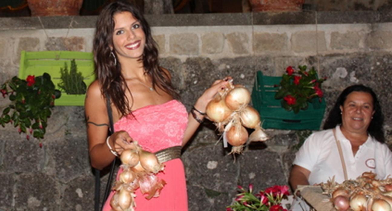 Festa della Cipolla di Vatolla L'ultimo weekend dedicato alla dieta mediterranea