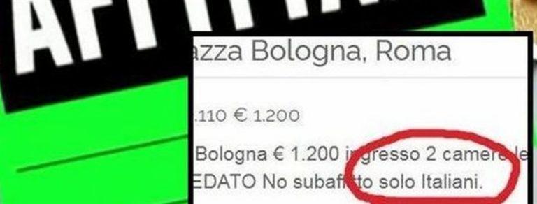 """""""Si affitta solo a italiani"""" L'annuncio di un istituto di suore a Roma"""