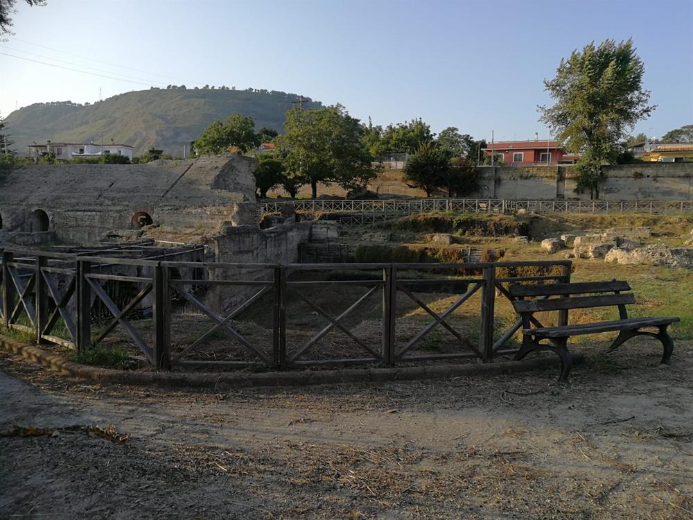 Al via  Efestoval, il Festival dei Vulcani arte da Cuma, dall'area archeologica della Città Bassa una serie di eventi