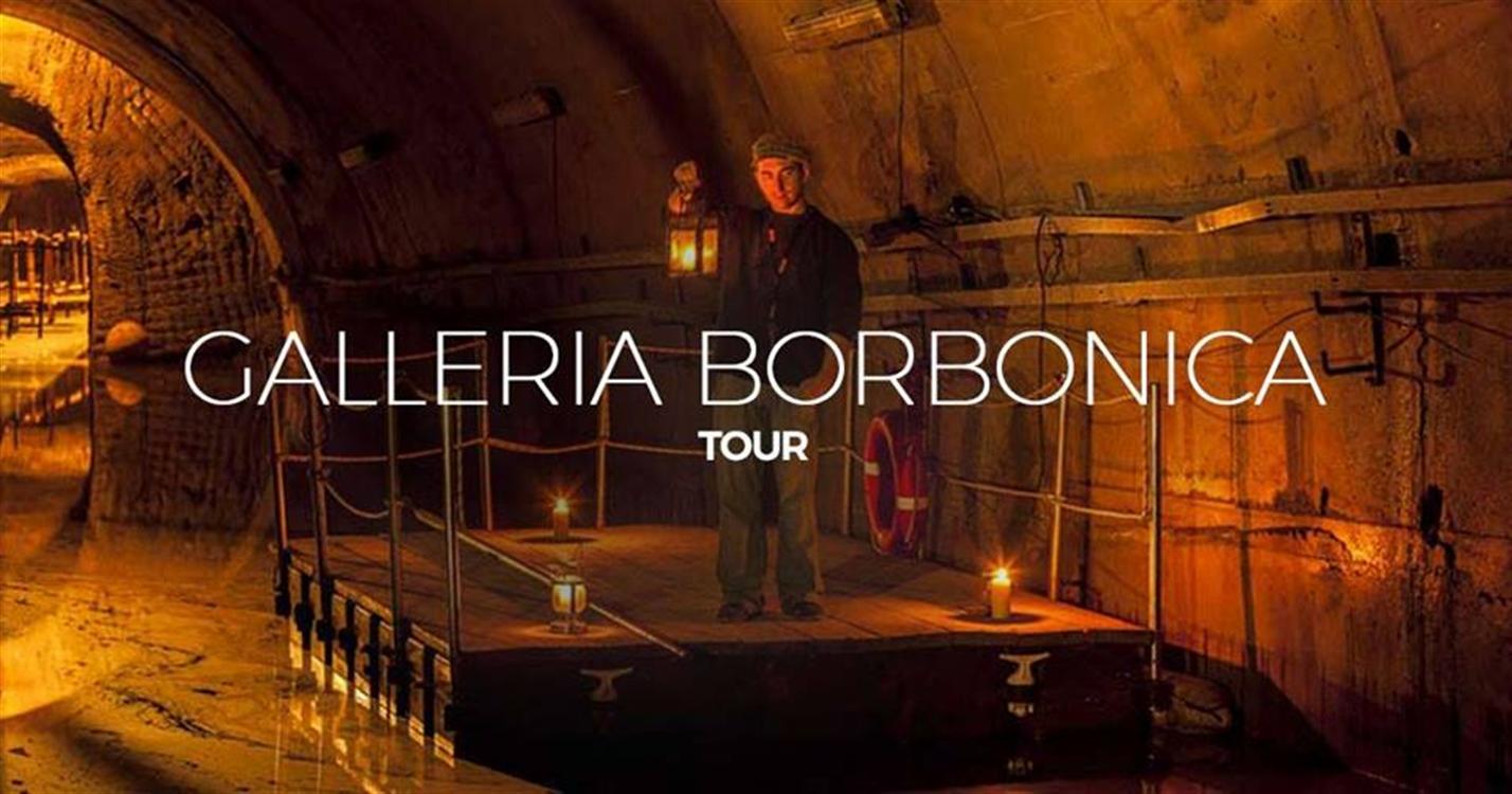 Con la zattera nella Galleria Borbonica Lo scrigno di Napoli si riapre al pubblico