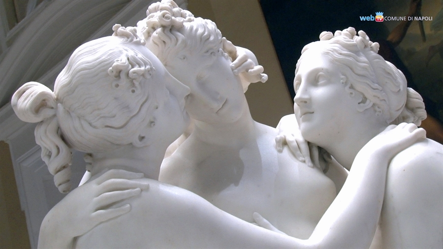 Canova, la suprema bellezza al Mann Nel primo mese e mezzo oltre duecentomila visitatori per ammirare i grandi capolavori