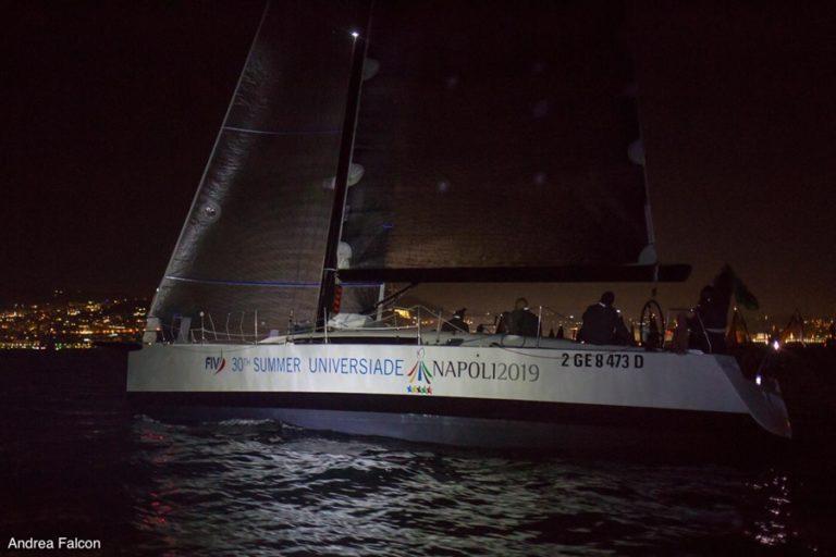 Vela protagonista con la Rolex Capri In attesa delle Univesiade al via la 65esima gara velica nelle acqua del Golfo di Napoli