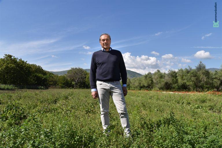 Eccellenze Nolane, ecco l'Agricoltura Eubiotica del Vesuvio
