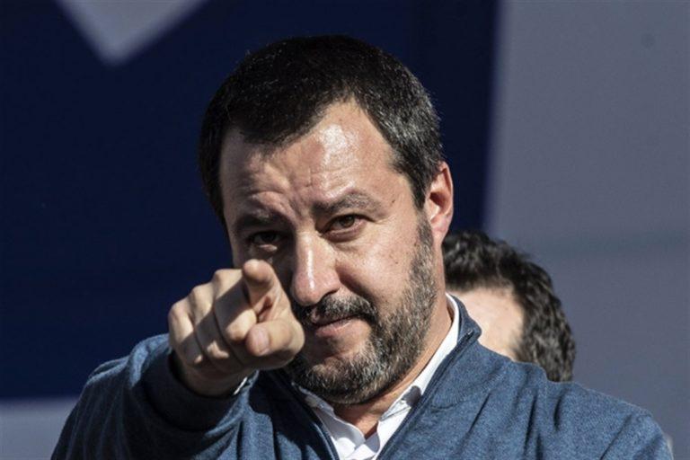 """""""Matteo Salvini è l'uomo più pericoloso in Europa"""""""