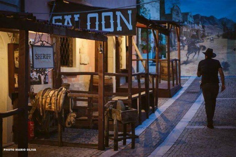 Villaggio Western per ricordare Sergio Leone e degustare i sapori antichi