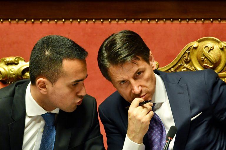 """Il premier Conte bastona Di Maio e Renzi : """"Bisogna fare squadra. Chi non la pensa così è fuori dal Governo"""""""