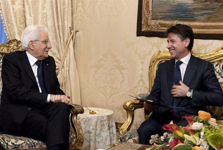 Parla Mattarella e la politica celebra il Capo dello Stato. Toni critici però di Salvini
