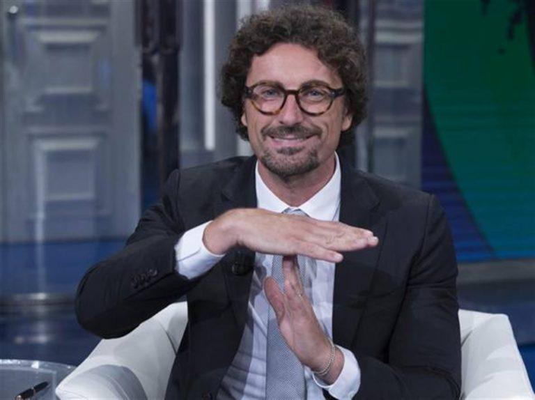 Danilo Toninelli, nostalgia canaglia di te