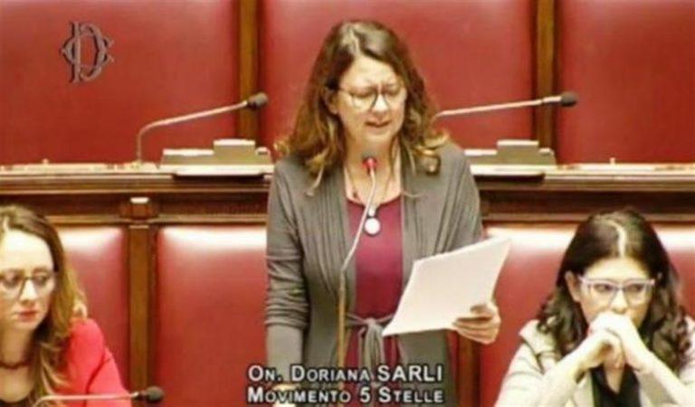 """Decreto sicurezza, fronda del M5S. La deputata Sarli accusa: """"Salvini faccia la voce grossa con la Ue non con le persona in mare"""""""