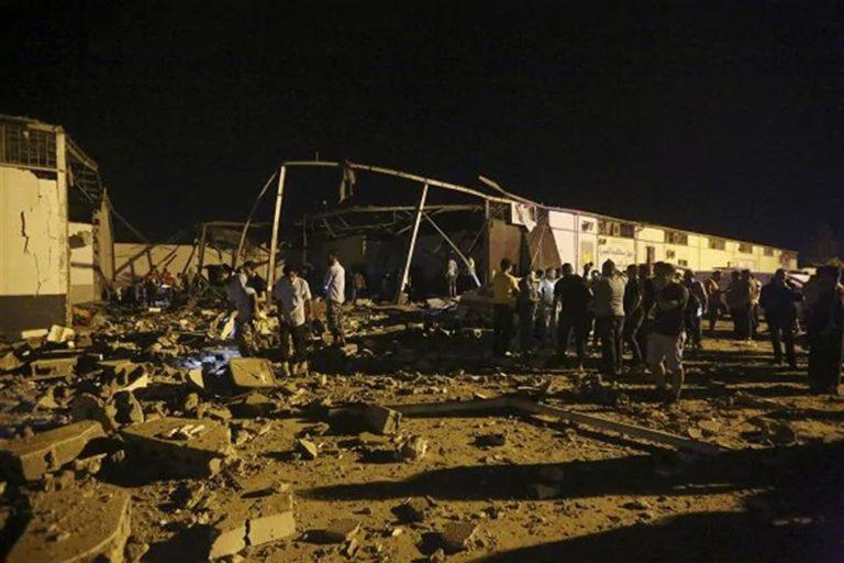 Il governo di Tripoli valuta chiusura di tutti i centri di detenzione dei migranti
