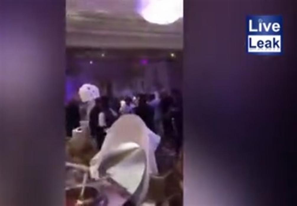 Rissa e coltellate tra due camerieri alla festa di matrimonio. Al banchetto c'era anche il ministro Trenta