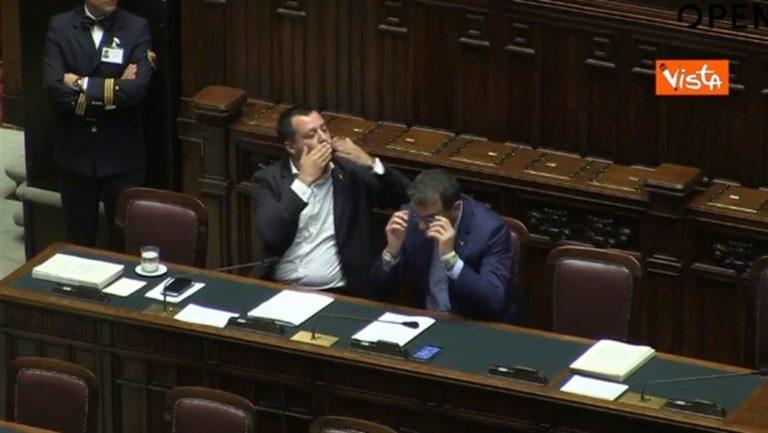 """Matteo Salvini convoca summit notturno: """"Ora basta, staccheremo noi la spina. L'Italia non può più aspettare"""""""