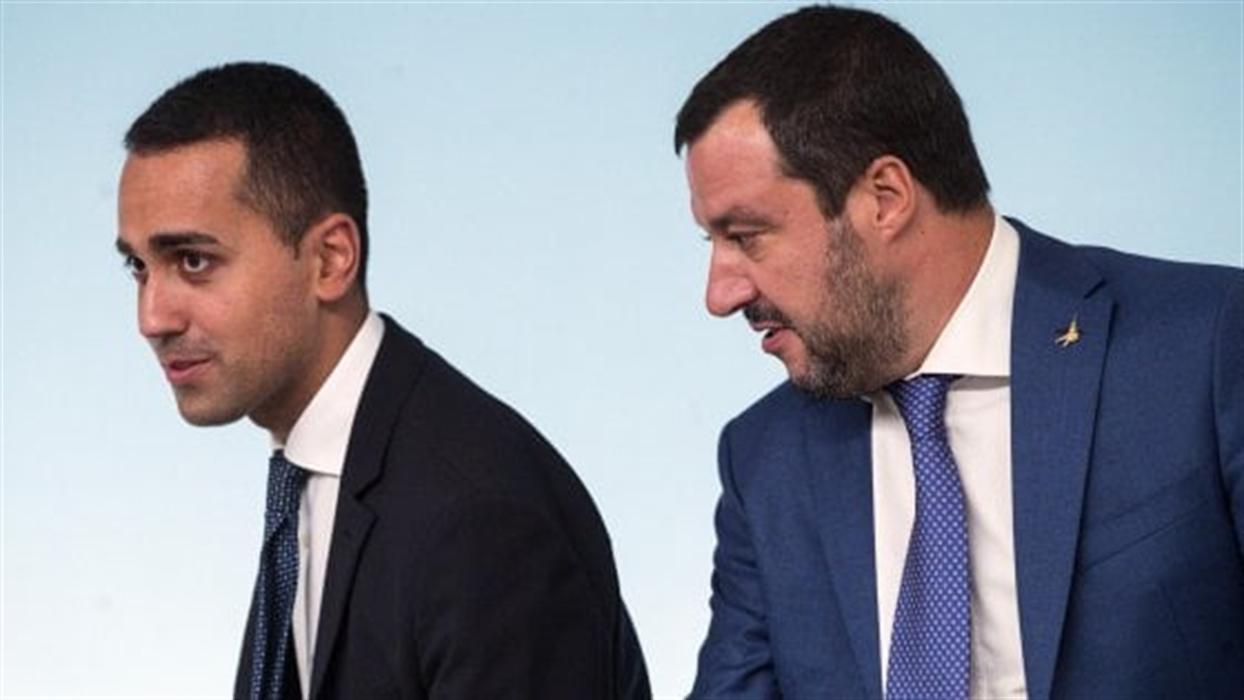 È crisi di Governo, trema Palazzo Chigi. Rottura tra Di Maio e Salvini