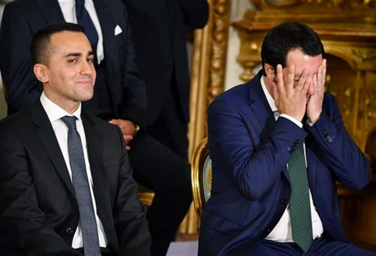 Disagio e tensioni nell'alleanza M5S-Lega. Un voto contrario in Parlamento sulla Tav sancirebbe la rottura politica del patto per l'Italia