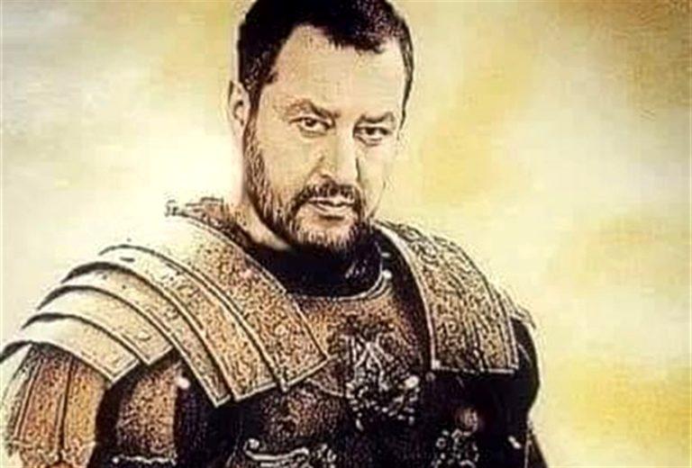 Salvini, sospetta il grande complotto targato : M5S, Dem, Fi e pezzi di magistratura