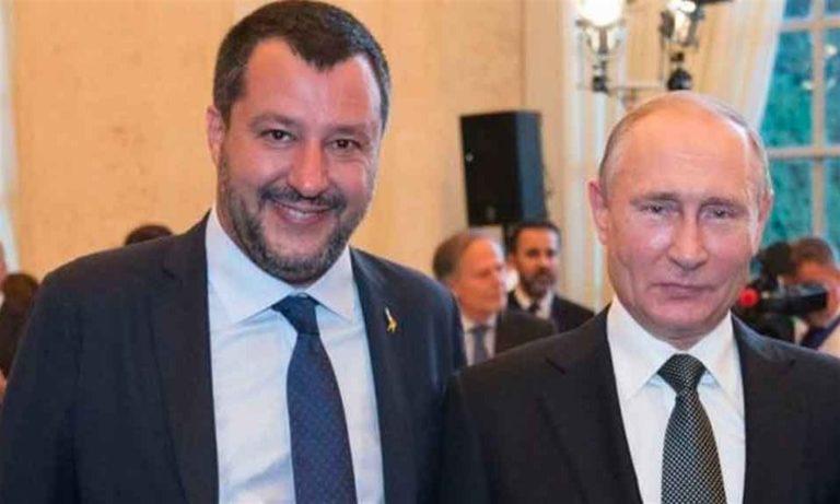 Il Russiagate rischia di spazzare via la Lega e l'ascesa di Matteo Salvini