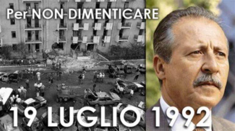 19 luglio. Cosa resta oggi di Paolo Borsellino?