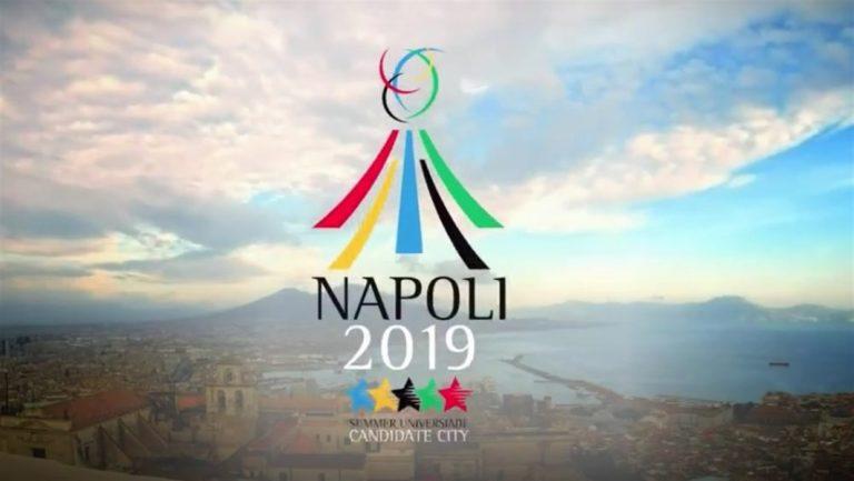 Universiadi Napoli 2019: evento mondiale allo stadio San Paolo. Cerimonia d'apertura con Malika Ayane, Anastasio e Andrea  Bocelli