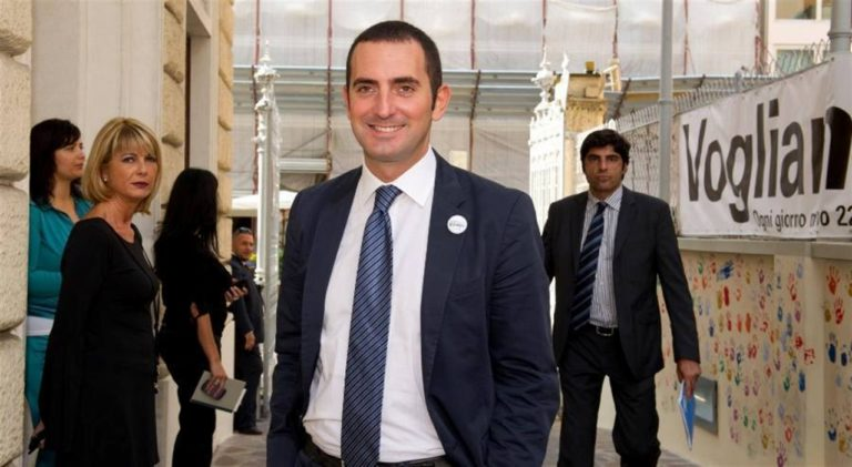 "Vincenzo Spadafora: ""Candidatura a sindaco di Napoli? Ua sfida avvincente"""