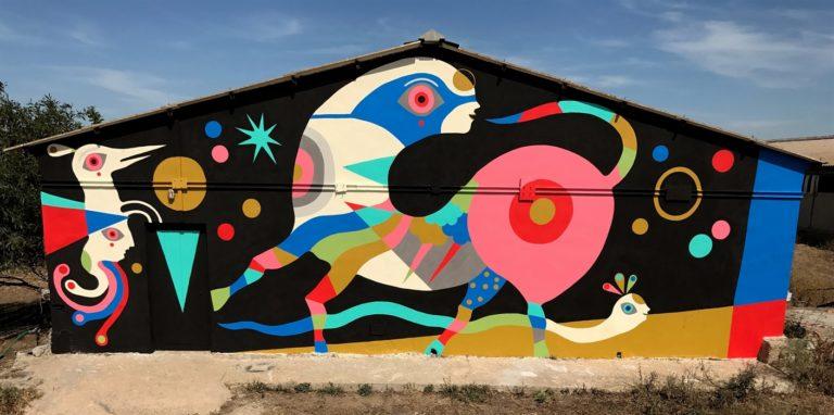 Inward e Google Arts & Culture con oltre 350 opere della Collezione digitale di street art italiana
