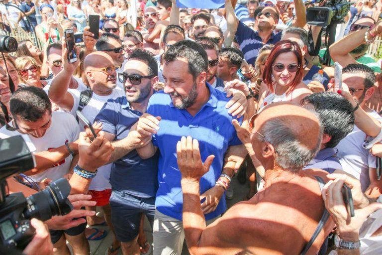 Dietro l'improvvisa rottura di Salvini, i sospetti di una congiura politico-giudiziaria dei 5 Stelle