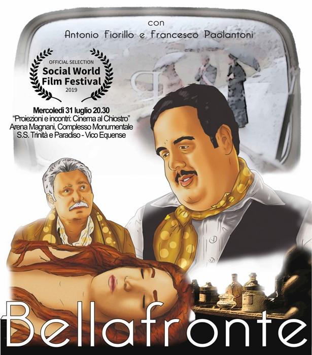 Proiettato 'Bellafronte' al Social World Film Festival 2019