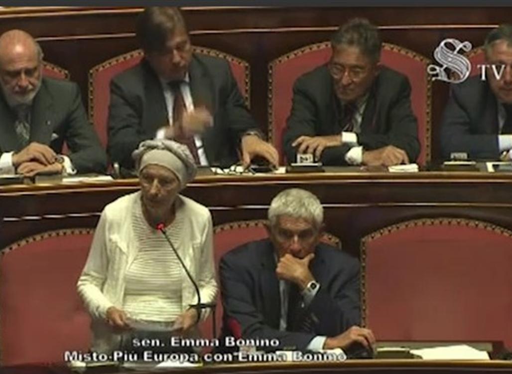 """Conte come Pertini ma la Bonino l'asfalta: """"Le sue sono dissociazioni postume, troppo comodo così"""""""