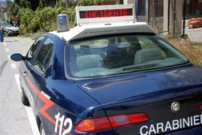 Tragico incidente stradale, 4 morti e due feriti gravi