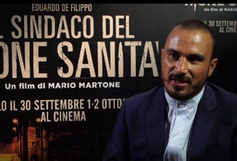 Furto a 'Il sindaco del rione Sanità' alla Mostra del cinema di Venezia: rubato lo zainetto a Francesco Di Leva