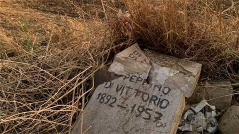 Nell'anniversario della nascita del sindacalista Di Vittorio, distruggono la sua stele