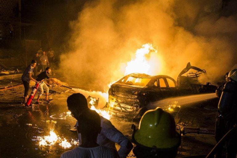 Attentato al Cairo. Auto lanciata a contromano all'Istituto nazionale per il Cancro, almeno 17 morti