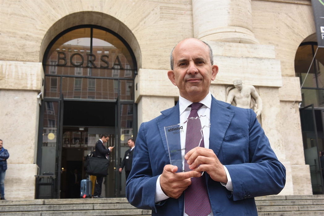 Il Gruppo Industriale Tecno selezionato per il Premio European Business Awards