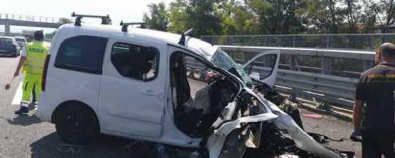 Colpo di scena, incidente sulla Telesina fermata la madre del neonato morto