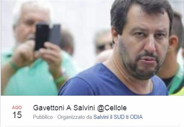 Castel Volturno si prepara ad 'accogliere' il ministro Salvini. Scattata la massima allerta: probabili assalti da parte dei centro sociali